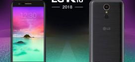 MWC 2018 : LG présente le K10 2018