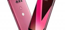 LG V30 : maintenant une version rose