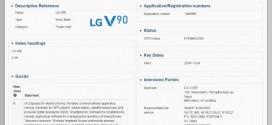 LG : les V50, V60, V70, V80 et V90 officiellement référencés