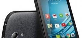 Logicom L-Ement 350 : un smartphone à moins de 50€