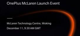 OnePlus 6T : une Edition Mc Laren