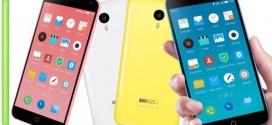 Meizu annonce le MX1 Note
