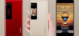 Meizu Pro 7 : un smartphone recto verso