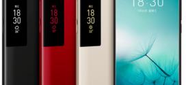 Les Meizu Pro 7 et Pro 7 Plus officialisés