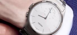 Meizu Watch : une montre qui simule un appel téléphonique