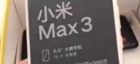 Xiaomi Mi Max 3 : de nouvelles photos volées