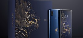 Xiaomi Mi Mix 3 : une Forbidden City Edition disponible en Chine