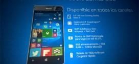 Microsoft Lumia 550 : les caractéristiques précises