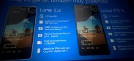 Microsoft Lumia 950 et 950 XL : toutes les caractéristiques