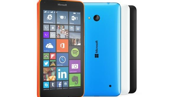 microsoft une odr sur le lumia 640 top for phone. Black Bedroom Furniture Sets. Home Design Ideas