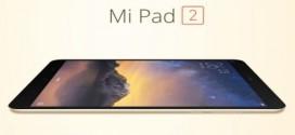 Test de la Xiaomi MiPad 2 : chic et pas chère