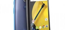 Motorola : le Moto E 3ème génération avec 2Gb de RAM