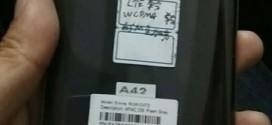 Motorola Moto E5 Plus : des photos volées