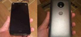 Lenovo Moto G5 : quelques spécifications techniques