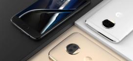 Motorola Moto G5S et G5S Plus : les prix dévoilés