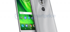 Motorola Moto G6 : du presque borderless