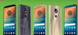 Motorola Moto G6 : des images volées et des specs