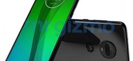 Motorola Moto G7 : les premiers rendus apparaissent