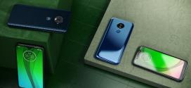 Motorola présente sa nouvelle famille Moto G7