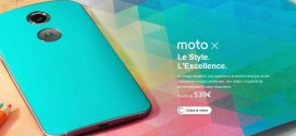 Motorola Moto X 2014 : le Moto Maker en exclusivité chez Orange