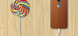 Motorola : la gamme Moto bientôt mise à jour sous Lollipop