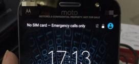 Lenovo Moto X 2017 : quelques caractéristiques techniques