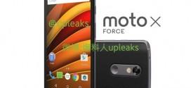 Motorola : un Moto X Force pour Noël