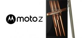 Le Motorola Moto Z officialisé le 9 juin