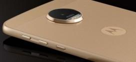 Lenovo Moto Z2 : la prochaine génération de Mods-Phone