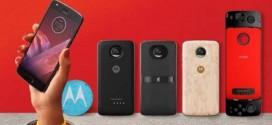 Motorola annonce le Moto Z2 Play et ses Mods