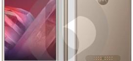 Lenovo Moto Z2 Play : toutes les specs