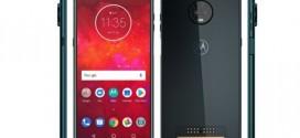 Motorola Moto Z3 Play : un rendu et des images volées