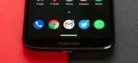 Le Motorola Moto Z4 pointe le bout de son nez