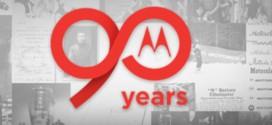 Motorola a 90 ans
