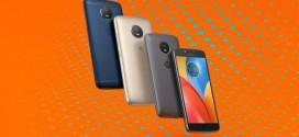 Motorola présente le Moto E4