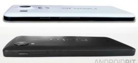 Le Google Nexus 5X face au Nexus 5