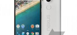 Nexus 5X : toutes les spécifications techniques