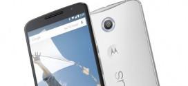 Le Nexus 6 quitte Google Play Store