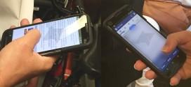 Le Nexus X pris en photo
