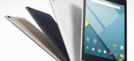 HTC présente la Nexus 9 sous Android Lollipop