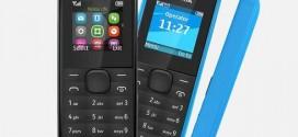 Nokia 105 : un téléphone à 20 Euros signé Microsoft