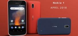 MWC 2018 : HMD dévoile officiellement le Nokia 1