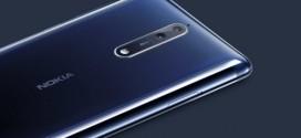 Nokia 8 : en septembre pour l'Europe