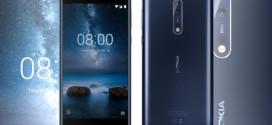 Le Nokia 8 se dévoile dans un tweet