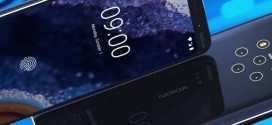 Nokia 9 PureView : un nouveau rendu