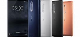 MWC 2017 : HMD présente le Nokia 5