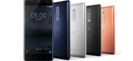 Les Nokia 3 et 5 fabriqués en Inde