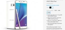 Samsung : pas de Galaxy Note 5 pour l'Europe