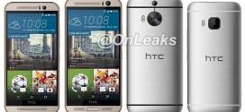 HTC One M9 Plus : encore un nouveau visuel