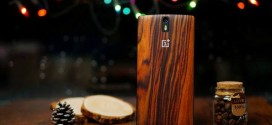 One Plus One : une édition « Walnut Wood »